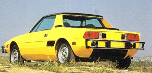 X19 1974 1300 Usa